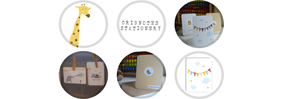 Cribnotes Stationery